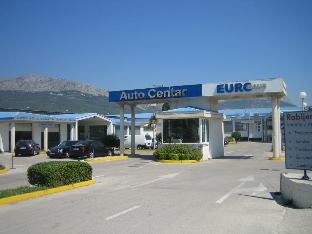 Autocentar Eurodaus
